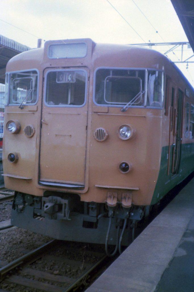 153系電車