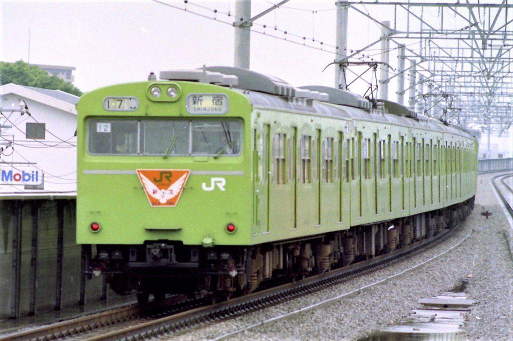 埼京線103系