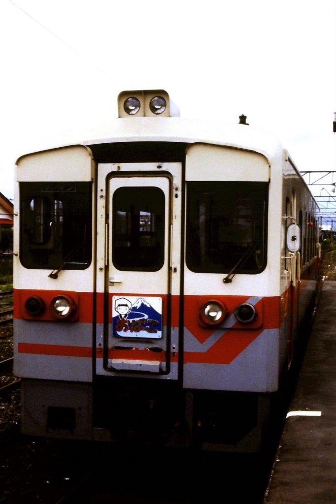 由利高原鉄道YR-1000形