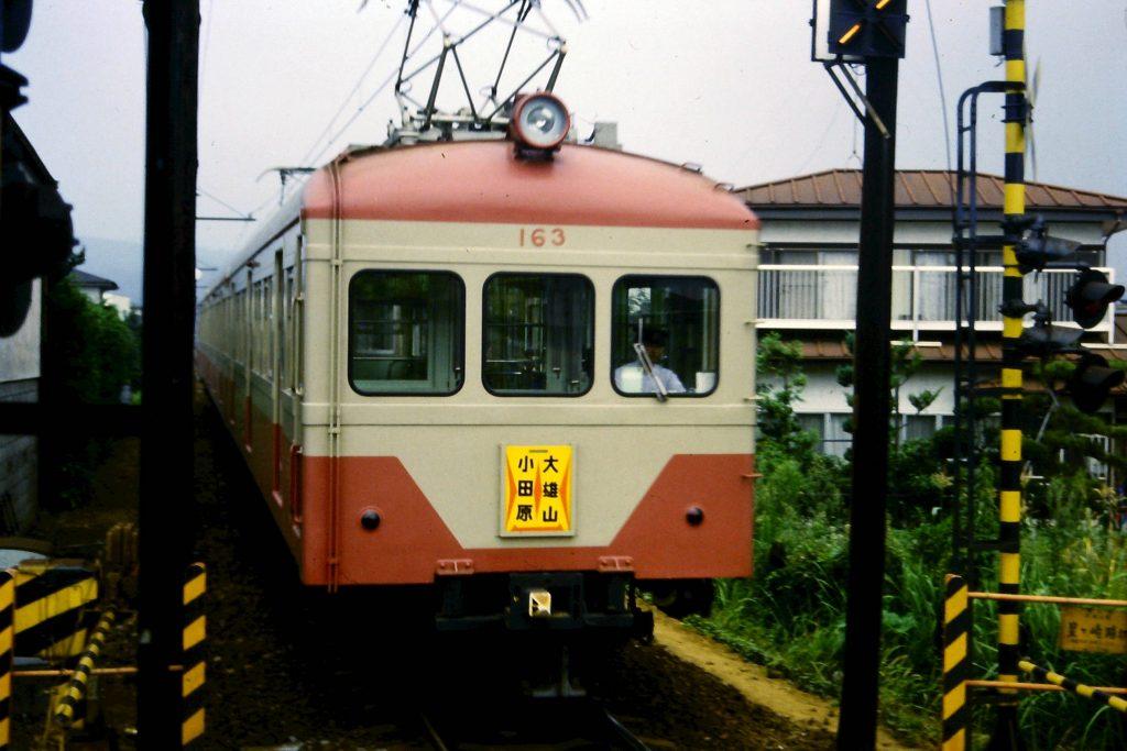 伊豆箱根鉄道モハ151形