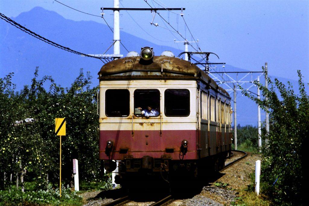 弘南鉄道クハ1260形