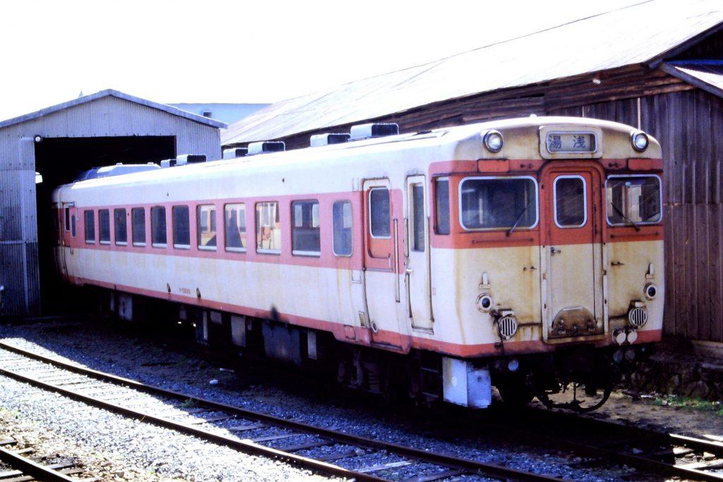 有田鉄道キハ58