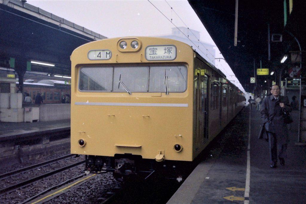 福知山線103系