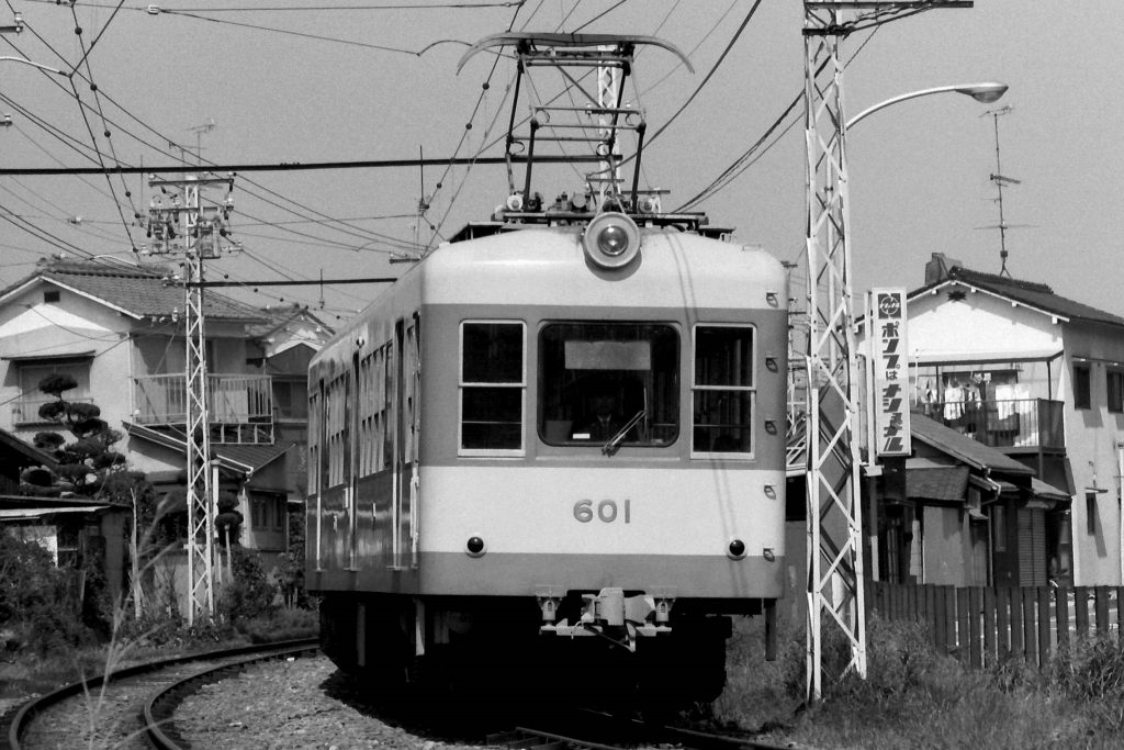 伊予鉄道600系