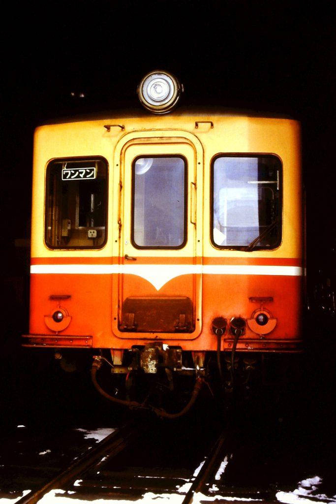 小坂鉄道キハ2100形