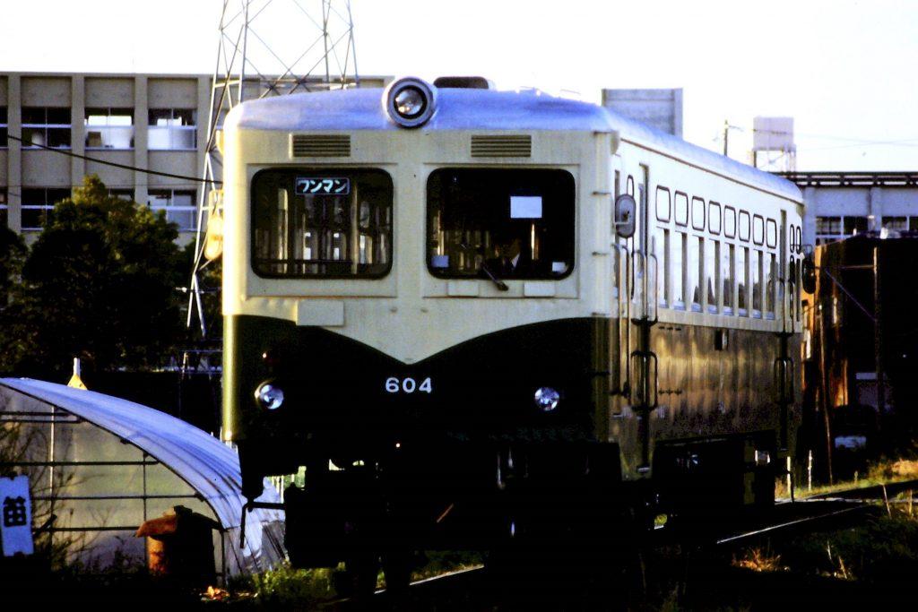 紀州鉄道キハ604-2