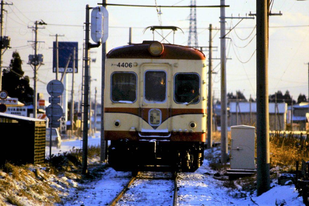 十和田観光電鉄クハ4406